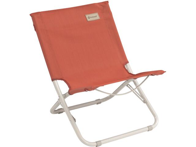 Outwell Sauntons Chair, rød